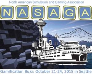 NASAGA 2015 logo